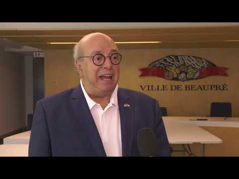 Pierre Renaud sollicite un deuxième mandat à la mairie de Beaupré