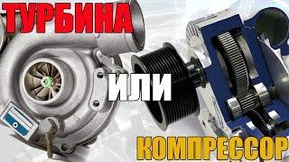 getlinkyoutube.com-Турбина или компрессор - что лучше? В чем разница? Просто о сложном