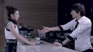 2NE1 Sandara & Lee Min Ho「KISS」MV Epilogue width=