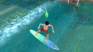 getlinkyoutube.com-Sims FreePlay - Let It Go [Young Sims' Hobbies Video]