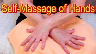getlinkyoutube.com-Hand Massage At Home - The Result of Hand Care is Beautiful Hands