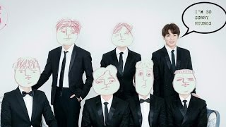 getlinkyoutube.com-No One Can Diss BTS Like How BTS Disses Themselves