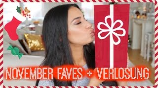 getlinkyoutube.com-NOVEMBER FAVORITEN & BEAUTY VERLOSUNG!