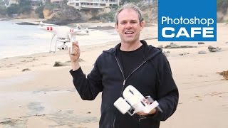 getlinkyoutube.com-How to fly and shoot with the DJI Phantom 2 Vision + Quadcopter drone on Location