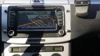 getlinkyoutube.com-VW Radio RNS 510 Firmware Update 5269, Aktualizacja nawigacji ,systemu ,soft