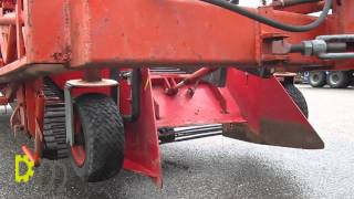 getlinkyoutube.com-Sold!!Amac D2 uienlader met hydraulische klep (Onion loader) - Duijndam Machines