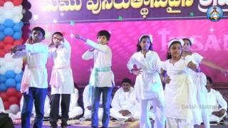 Sunday School Song by hosanna ministries, Hyderabad ని విశ్వాస నావలో యేసు ఉన్నాడా..?
