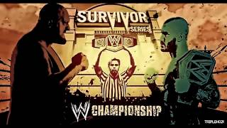 WWE Survivor Series 2013 Theme Song   How I Feel by Flo Rida HD