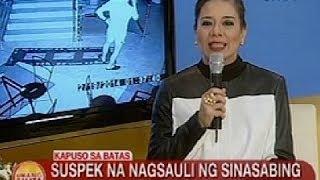UB: Kapuso sa Batas: Suspek na nagsauli ng sinasabing ninakaw, abswelto na ba?
