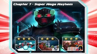 POWER RANGERS: DINO CHARGE RUMBLE - Chapter 7 - SUPER MEGA MAYHEM