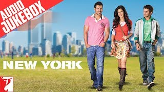 getlinkyoutube.com-New York Audio Jukebox | Full Songs | John Abraham | Katrina Kaif | Neil Nitin Mukesh