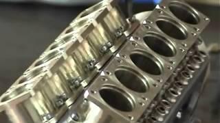 getlinkyoutube.com-تجميع وتشغيل محرك السيارة