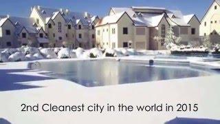 Ifrane town - Morocco - مدينة افران