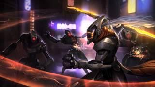 getlinkyoutube.com-LoL Project Yi Login Screen & Music! (League of Legends)