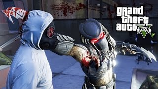 getlinkyoutube.com-PREDATOR!! (GTA 5 Mods)
