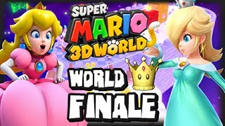 getlinkyoutube.com-Super Mario 3D World Wii U - (1080p) FINALE - World Crown & Champion's Road