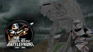getlinkyoutube.com-Star Wars Battlefront II Mods (PC) HD: Jabiim | Clone Wars: Campaign