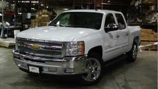Chevy Silverado Running Board Installation Video By Ats Design Youtube