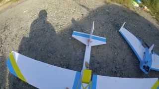 getlinkyoutube.com-FT Explorer maiden flight from Flitetest