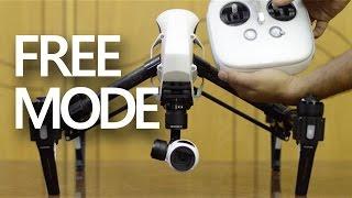 getlinkyoutube.com-DJI Inspire 1 Camera   Free Mode, Follow Mode & FPV Mode
