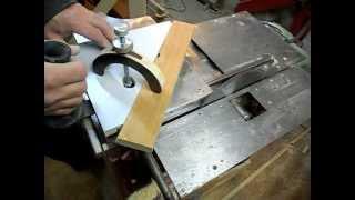 getlinkyoutube.com-Самодельный деревообрабатывающий станок. Homemade wood lathe.