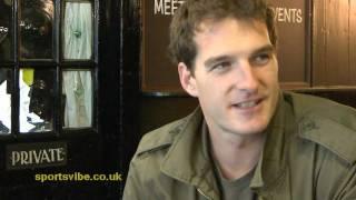 getlinkyoutube.com-Dan Snow talks Rugby, Rowing & Defeat - Sportsvibe TV