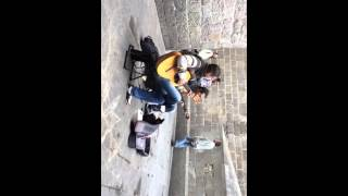 getlinkyoutube.com-바르셀로나 거리의 악사