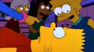 getlinkyoutube.com-Los Simpsons   La pijamada de Lisa
