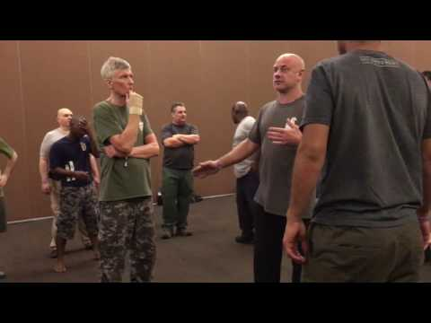 Sergey Ozhereliev - Multiple Attackers and Movement - Systema Russian Martial Art