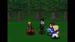 getlinkyoutube.com-Naruto Fateful Meeting 1/2