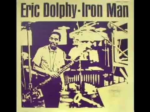 Eric Dolphy - Iron Man (1963 album)