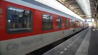 getlinkyoutube.com-ACTS-loc 1254 + CityNightLine + NS-loc 1732 - Amsterdam Centraal
