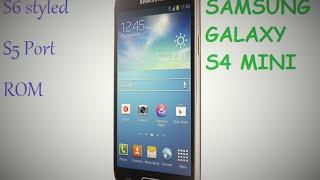 getlinkyoutube.com-Galaxy s6/A3 rom on s4 mini