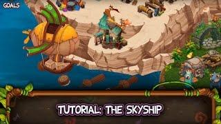 getlinkyoutube.com-My Singing Monsters: Dawn Of Fire - Tutorial: The Skyship