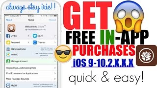 getlinkyoutube.com-iOS 9-9.0.2/9.3.3: How To Get Free In-App Purchases - Subways Surfers Hack   Temple Run Hack + More