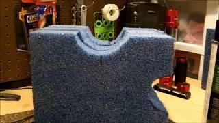 getlinkyoutube.com-DIY Shooting Bench Rifle Rest