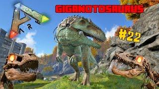 getlinkyoutube.com-[EP.22] ARK survival evolved - เจ้าแห่งการทำลายล้างGigantosaurus  zbing z.
