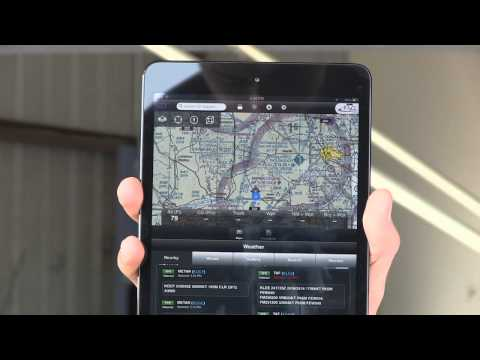 Foreflight Vs AOPA FlyQ EFB - Aviation App Review - MzeroA.com