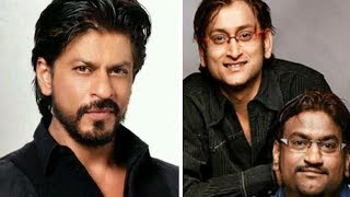 Ajay-Atul to replace Amit Trivedi for Shahrukh's Upcoming Movie - Marathi