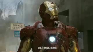 Minang kocak avengers #014