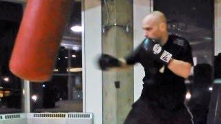 Killer Heavy Bag Workout for Boxing