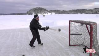 getlinkyoutube.com-How to Lift the Puck and Improve accuracy