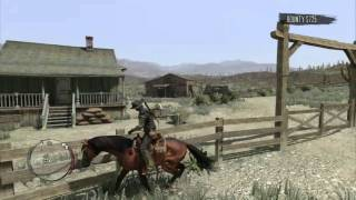 getlinkyoutube.com-Red Dead Redemption (PS3) - Random Gameplay - Killing spree 1 (10/16/10)