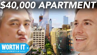 $1,700 Apartment Vs. $40,000 Apartment width=