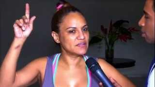 getlinkyoutube.com-Suelta El Wichi - Sandra Sandoval es llevada a la corregiduría