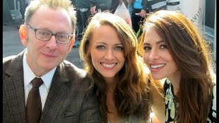 getlinkyoutube.com-'Person of Interest' Season 5: Michael Emerson, Amy Acker and Sarah Shahi Talk Upcoming Season