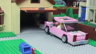 getlinkyoutube.com-The Simpsons LEGO Movie Couch Gag that FOX should have used