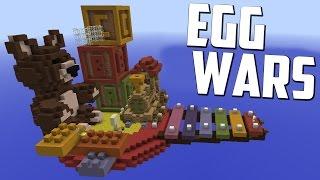 حرب البيض : قيمين مع رفركس - #17 MINECRAFT: EGG WARS