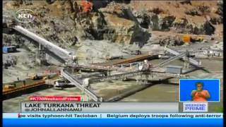 getlinkyoutube.com-Government of Ethiopia maintains construction of its massive dam threatenning Lake Turkana