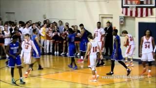 getlinkyoutube.com-NF Collegiate v NF Academy recruit757/Basketball